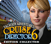 Vacation Adventures: Cruise Director 6 Édition Collector